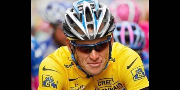 Armstrong au détecteur de mensonges? - La DH