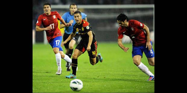 """Hazard: """"J'avais trois hommes sur moi"""""""