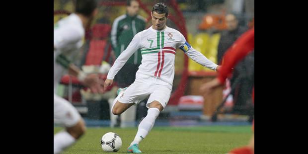 Clap centième pour Cristiano Ronaldo