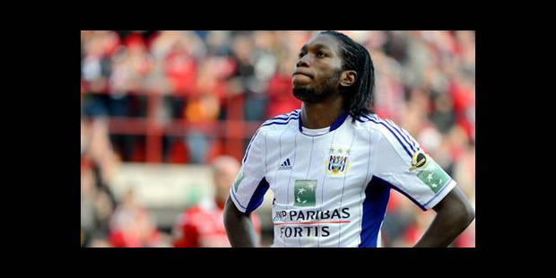 Mbokani: ?c'est ma dernière saison en Belgique? - La DH