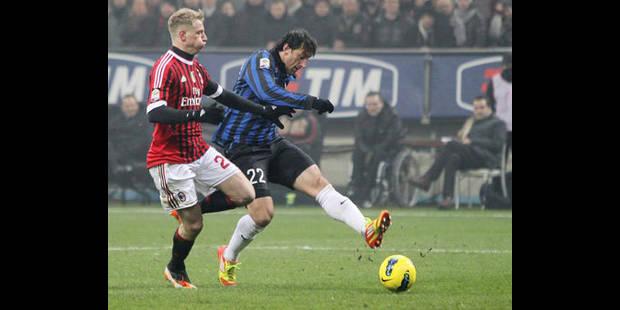 Derby de Milan entre deux géants fragiles - La DH