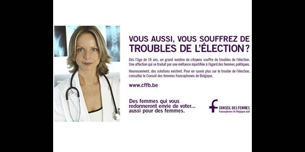 """Un grand nombre d'électeurs belges souffrent de """"troubles de l'élection"""" - La DH"""