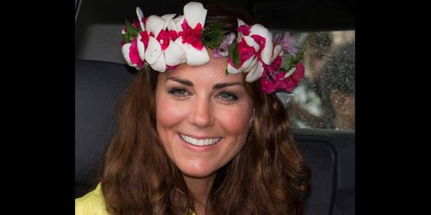 Kate Middleton a honte...