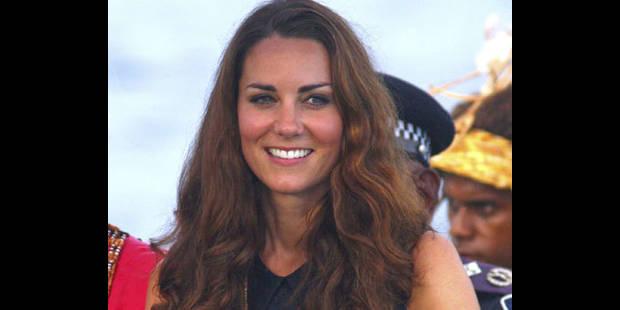 """Kate """"topless"""" :  la justice interdit la diffusion des photos sur les supports numériques - La DH"""