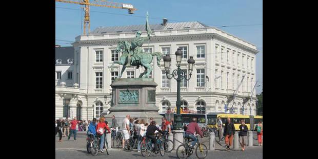 Bruxelles sans voiture c'est ce dimanche !