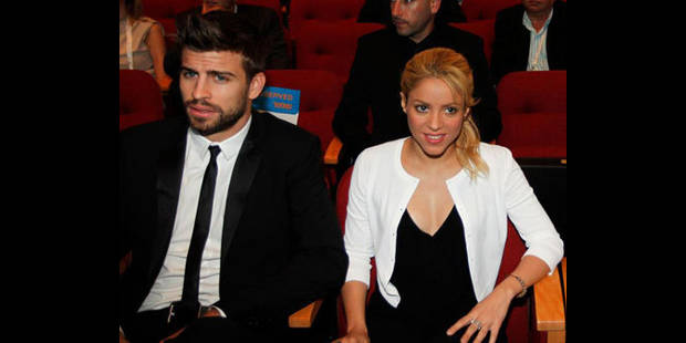 Shakira enceinte de Gerard Picqué - La DH
