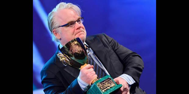 Mostra: prix du meilleur acteur à Joaquin Phoenix et Philip Seymour Hoffman