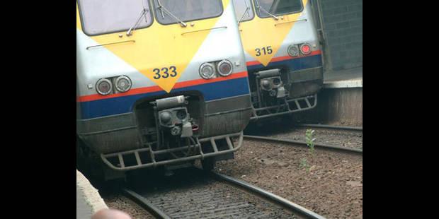 Des trains en plus  ce week-end - La DH