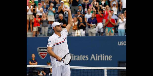 Roddick tourne la page après douze ans d'une belle carrière - La DH