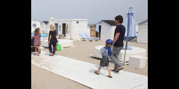 Un excellent mois d'août sauve l'été touristique de la côté belge - La DH
