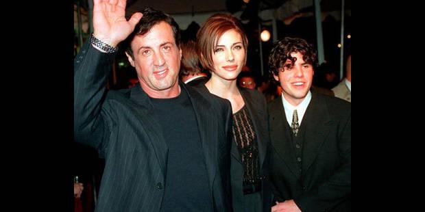 Le fils de Sylvester Stallone est mort d'un arrêt cardiaque - La DH