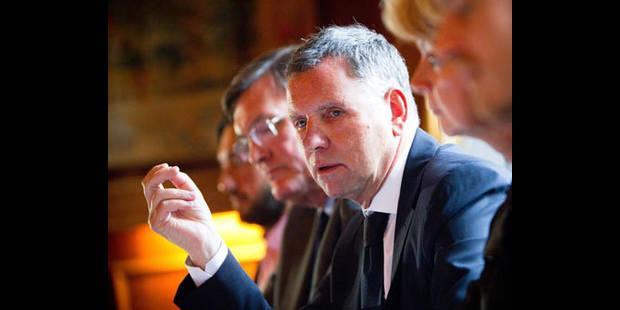 Les FDF veulent des sanctions à l'égard d'Alain Courtois - La DH