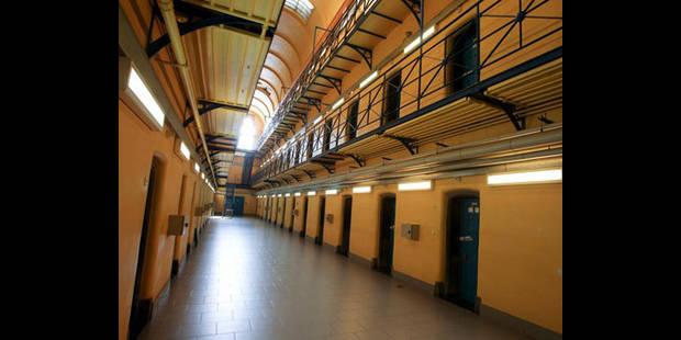 Le nombre de détenus non belges a quadruplé