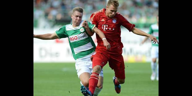 Allemagne - 1ere journée: Le Bayern Munich débute en fanfare - La DH