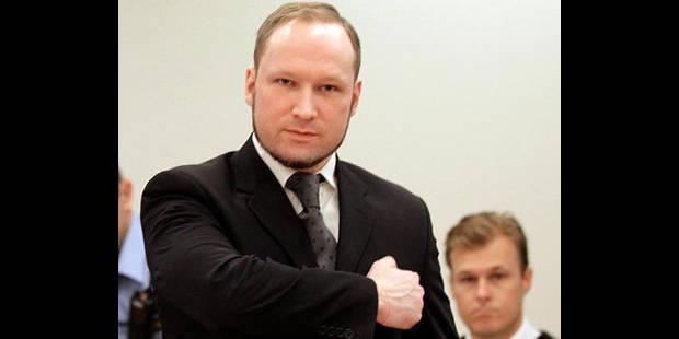 """""""Breivik est sans doute ce que méritait la Norvège"""" - La DH"""