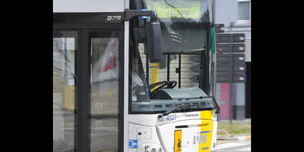 Le chauffeur de bus agressé est en incapacité de travail - La DH