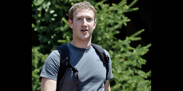 Facebook plonge, Zuckerberg a perdu 10 milliards de dollars - La DH