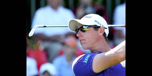 Colsaerts signe son meilleur résultat en PGA - La DH