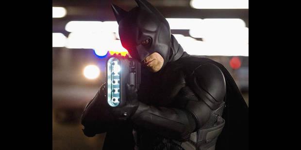 Batman s'envole au box-office