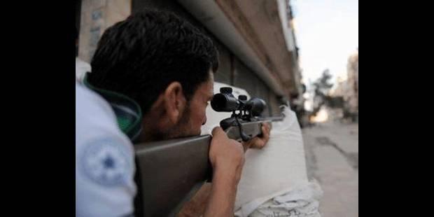 Syrie: violents combats à Alep - La DH