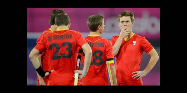 Les Red Lions s'inclinent avec les honneurs face à l'Allemagne - La DH