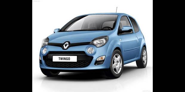 Promo Twingo :   difficile, mais jouable - La DH