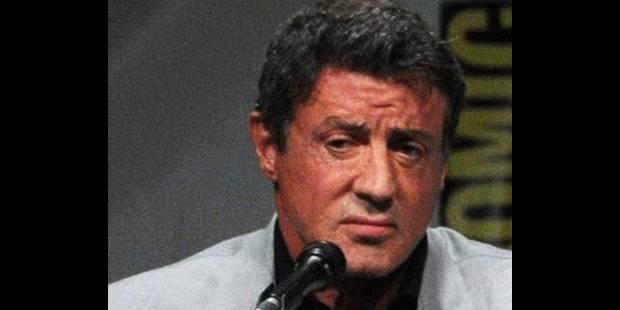 Stallone dément avoir engagé un enquêteur pour la mort de son fils