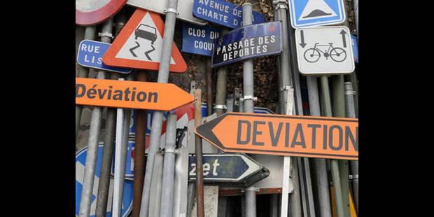 Début des travaux de la chaussée d'Ixelles et de Wavre le 1er août - La DH