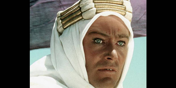 Peter O'Toole  à la retraite