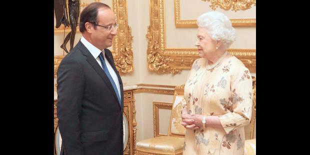 François Hollande froisse déjà les Anglais - La DH