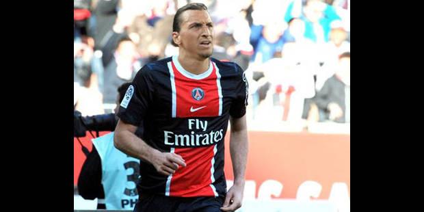 Ibrahimovic aurait dit oui au PSG - La DH