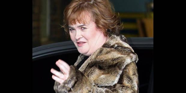 Susan Boyle  trop bruyante