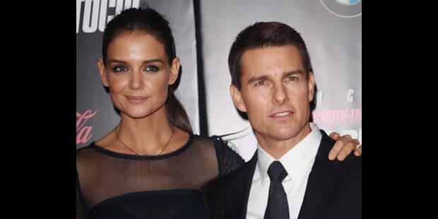 La scientologie au cœur du divorce entre K. Holmes et T. Cruise ?