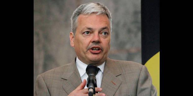 Une intervention belge en Syrie ? Pas impossible selon Reynders - La DH