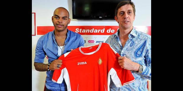 """Ogunjimi: """"Le Standard �tait le club le plus chaud pour m'accueillir"""""""