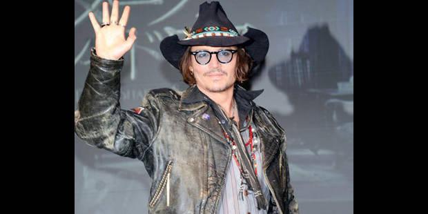Johnny Depp infidèle…
