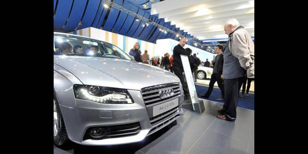 Les ventes de voitures en baisse de 15% début 2012 - La DH