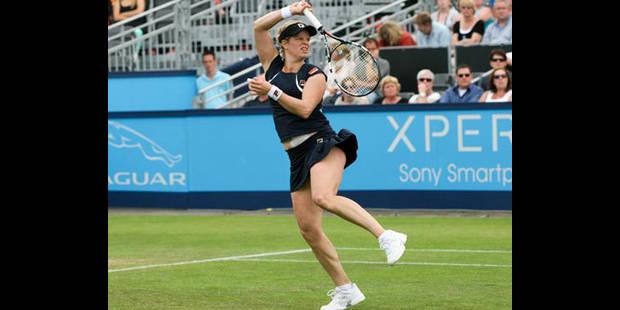 La participation de Kim Clijsters à Wimbledon n'est pas remise en cause