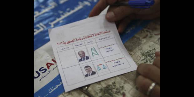 Egypte: reprise du vote pour le deuxième tour de la présidentielle - La DH