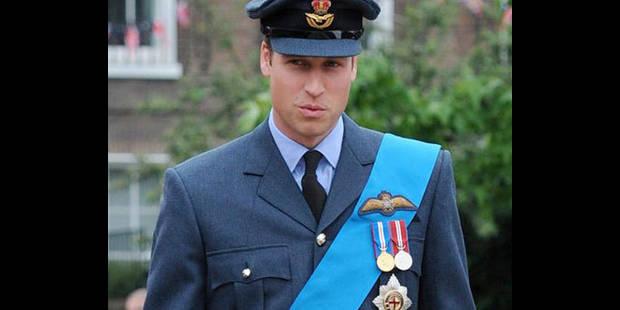 Le prince William  hérite (enfin) de sa maman