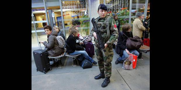 """Plan Vigipirate: le SLFP-Police """"invite à la prudence"""" - La DH"""