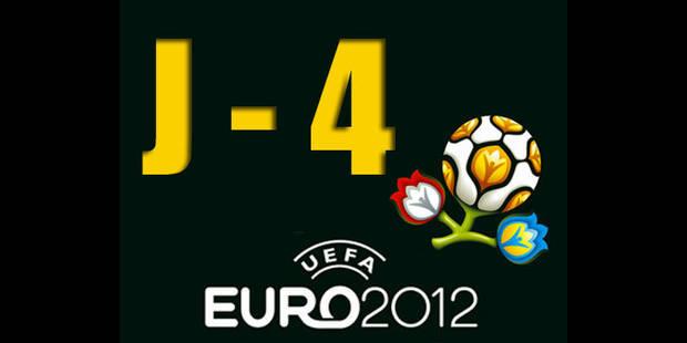 Les coulisses de l'Euro (04/06) - La DH