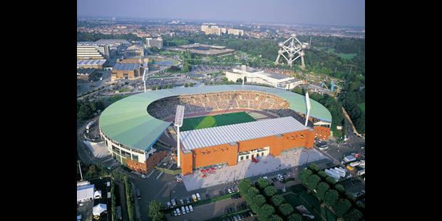 Lokeren jouera ses matches européens au stade Roi Baudouin