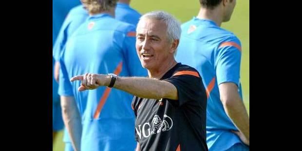 Van Marwijk dévoile une sélection sans surprise - La DH