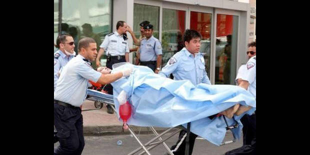 Incendie meurtrier d'un centre commercial � Doha