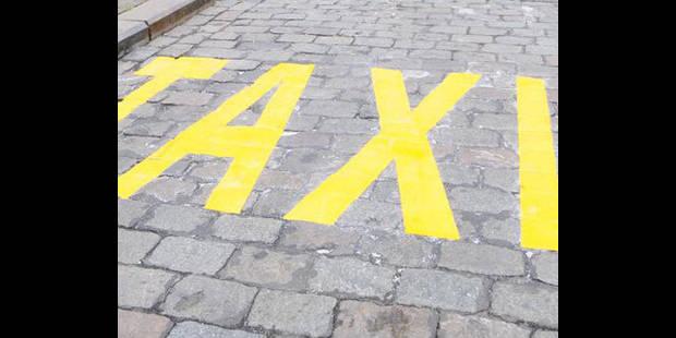 Une trentaine de sites propres promis aux chauffeurs de taxis bruxellois - La DH