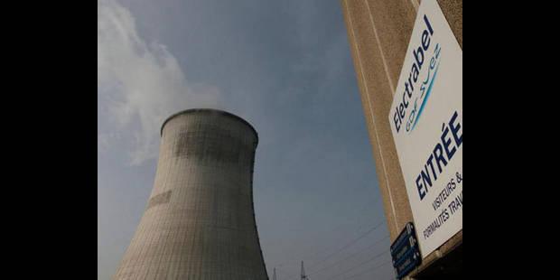 """Electrabel: """"la direction confirme son intention de fermer deux centrales"""""""