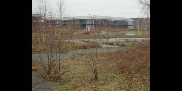 Douze b�timents et 20.000 m2  � Nivelles Nord