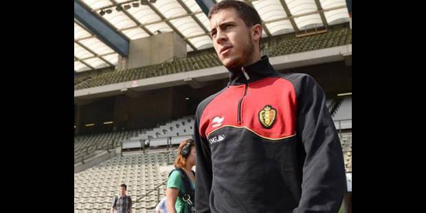 """Hazard: """"Avec Leekens, ça a été tendu à un certain moment"""" - La DH"""