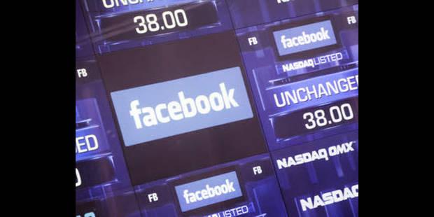 Entrée en Bourse décevante pour Facebook - La DH
